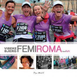 bokcover FemiRoma - livsglede, motivasjon og trening