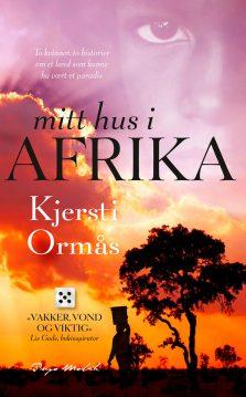 Cover av Mitt Hus i Afrika - handlingene finner sted i Sør-Afrika